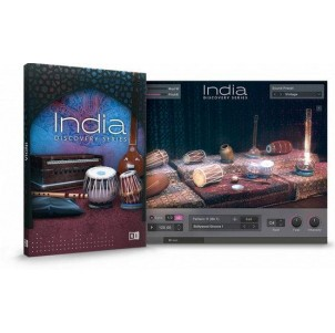 وی اس تی هندی Native Instruments Discovery Series India