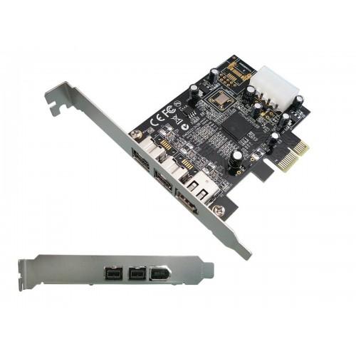 کارت فایروایر  PCIe TEXAS INSTRUMENT کارت فایروایر