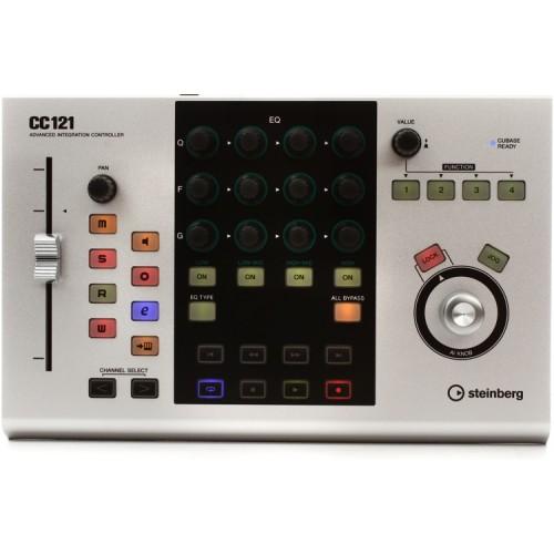 کنترلر نرم افزارSteinberg CC121 میکسر کنترلر